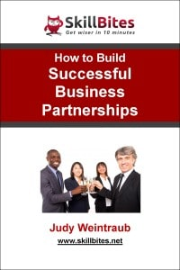 Cover-Weintraub-Judy-Building-Successful-Partnerships-8-24-12