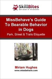 Cover-Bearable-Behavior-in-Dogs